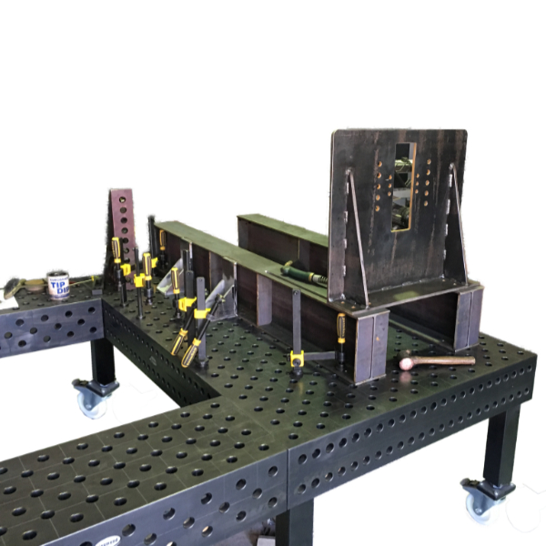 welding and fabrication jig table