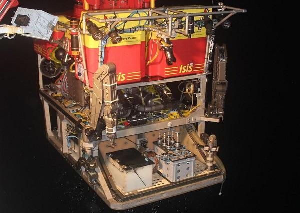 Isis Deep Platform ROV