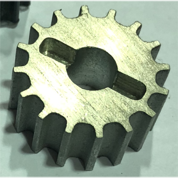 new aluminum gear wheel