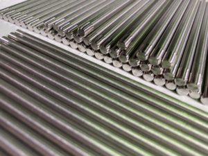 Grade 5 titanium tie rods