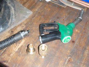 elaflex vapor recovery nozzle adapters